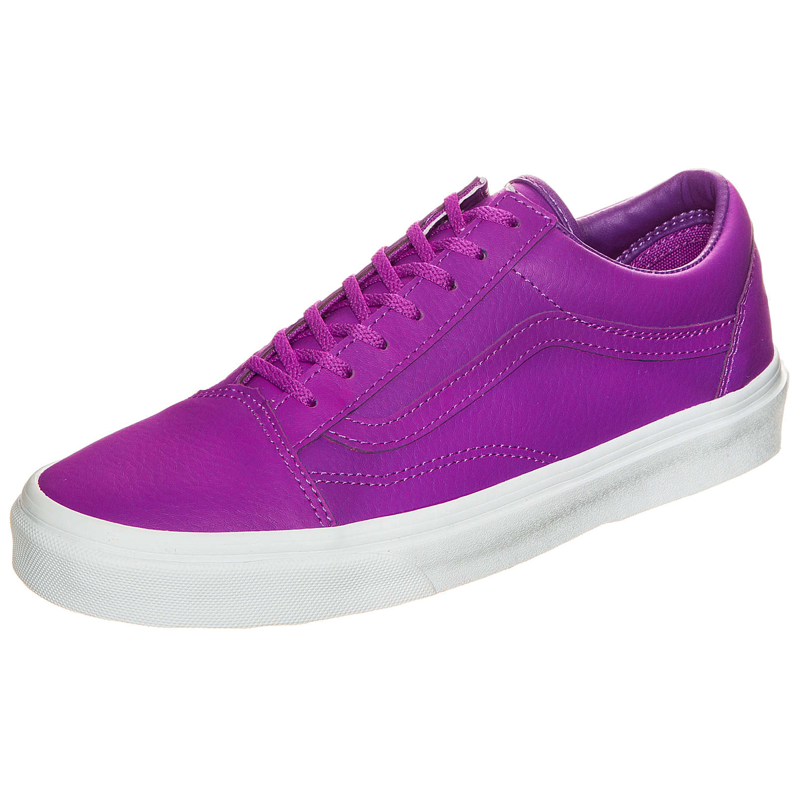 Vans Old Skool Sneaker lila Damen Gr. 37 zum Shop