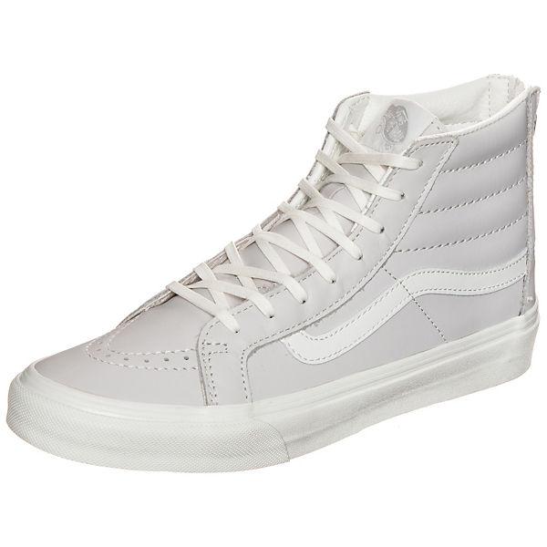 hellgrau Zip Hi Slim VANS Vans Sk8 Sneaker xSYwqSz0CW