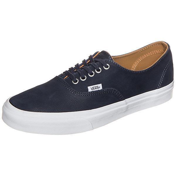VANS Vans Authentic Decon Premium Leather Sneaker dunkelblau