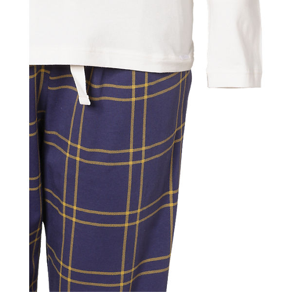 Schlafanzug Sleep Oriental Spirits creme Skiny 016wnqfw