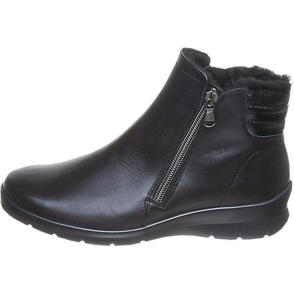 Semler Semler Xenia Stiefeletten schwarz  Gute Qualität beliebte Schuhe