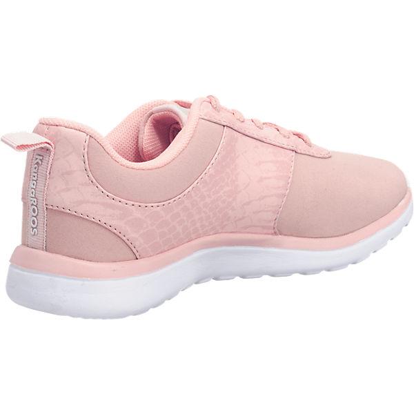 8198c7418631 KangaROOS, KangaROOS Bumpy II Sneakers, rosa   mirapodo