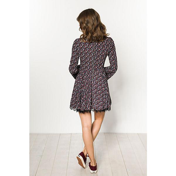 Kleid REVIEW Kleid grau REVIEW kombi Kleid REVIEW kombi grau YxYprwd1q