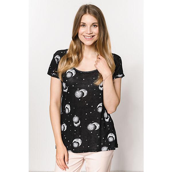 T schwarz REVIEW T Shirt REVIEW Shirt qtwxdHgO