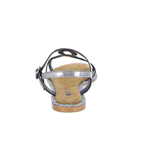 BOXX BOXX Sandalen silber
