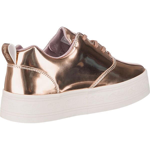 BUFFALO Sneakers Low rosegold