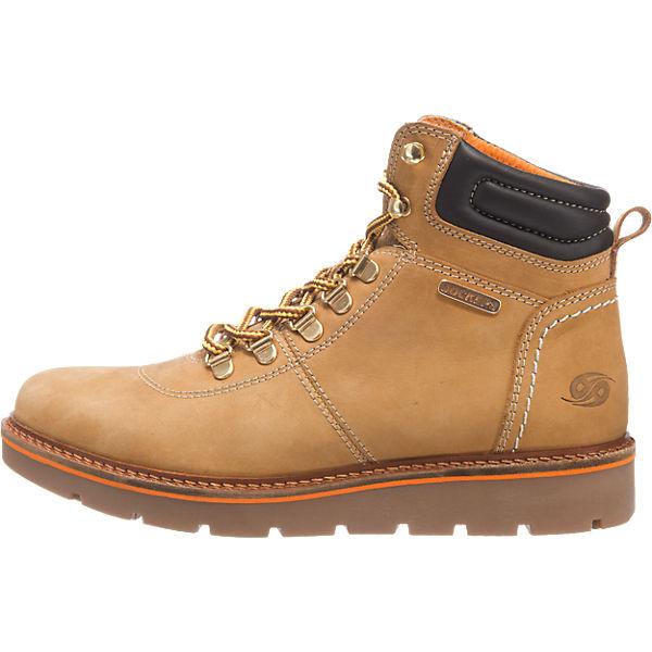 Dockers by Gerli, Dockers by Gerli 41JU204-300910 Stiefeletten, camel  Gute Qualität beliebte Schuhe