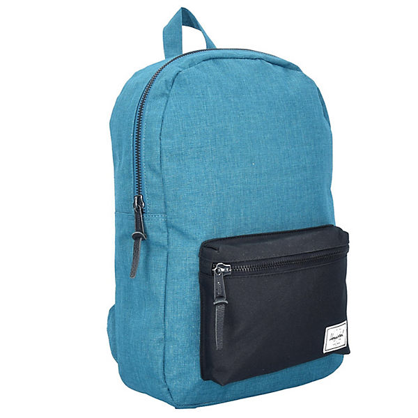Herschel Settlement Mid Volume Backpack Rucksack 39 cm Laptopfach blau