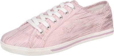 Dockers by Gerli »Lederimitat« Sneaker, rosa, rosa
