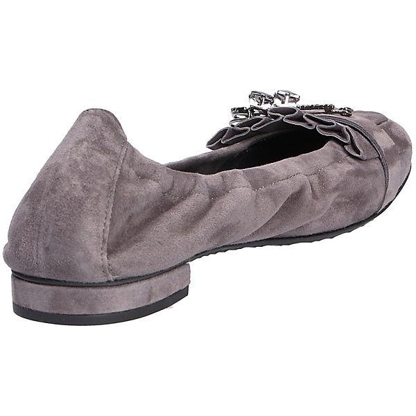 Kennel & Schmenger, Kennel Gute & Schmenger Ballerinas, grau Gute Kennel Qualität beliebte Schuhe d117bb