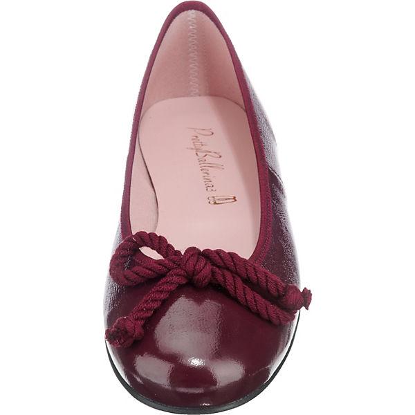 Pretty Ballerinas,  Klassische Ballerinas, bordeaux   Ballerinas, f49e7d