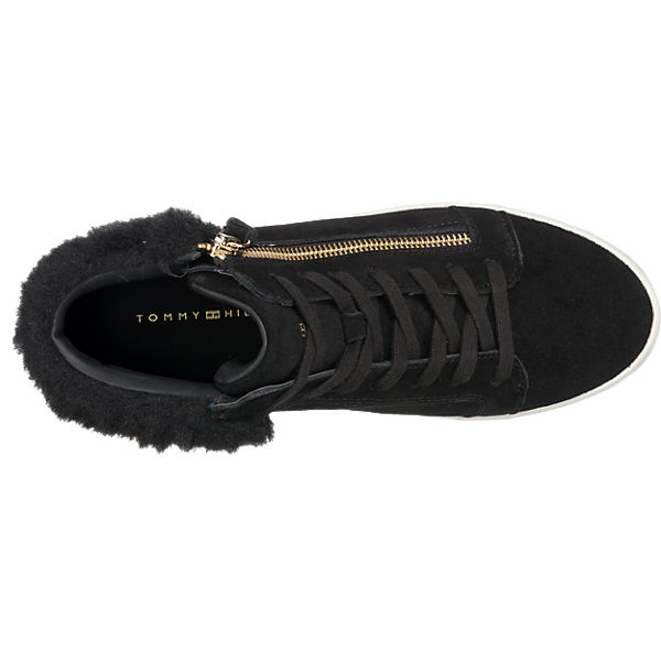 TOMMY HILFIGER, TOMMY HILFIGER Jupiter Qualität Stiefeletten, schwarz  Gute Qualität Jupiter beliebte Schuhe 4f42fd