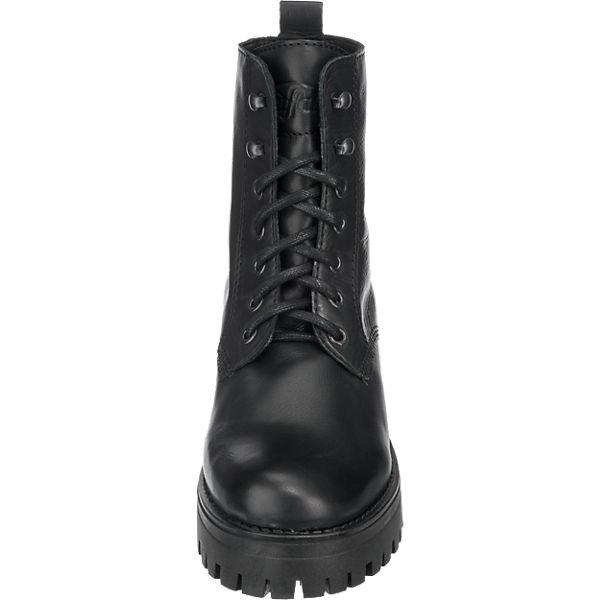 BUFFALO BUFFALO Stiefeletten beliebte schwarz  Gute Qualität beliebte Stiefeletten Schuhe a534b1