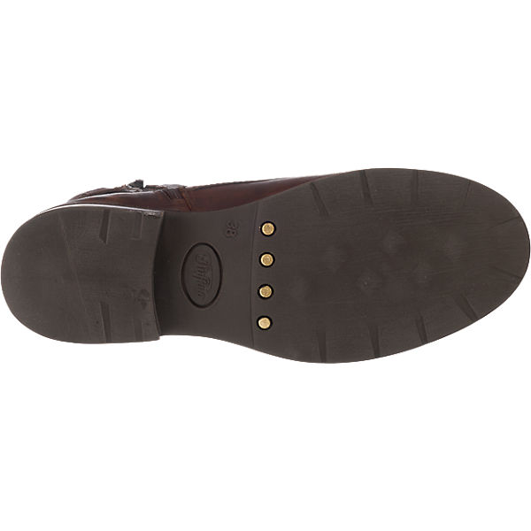 BUFFALO BUFFALO Stiefeletten cognac  Gute Qualität beliebte Schuhe