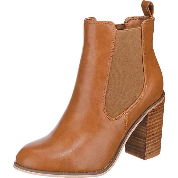 Boots Ankle cognac Boots Ankle cognac BUFFALO BUFFALO BUFFALO HtwzxYtn