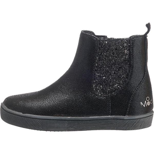 MOD8 Chelsea Boots für Mädchen schwarz