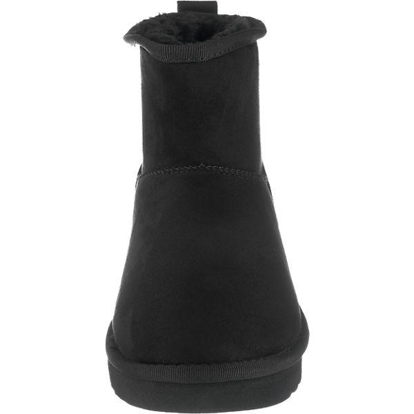 BUFFALO, BUFFALO Stiefeletten, schwarz beliebte  Gute Qualität beliebte schwarz Schuhe b6e925