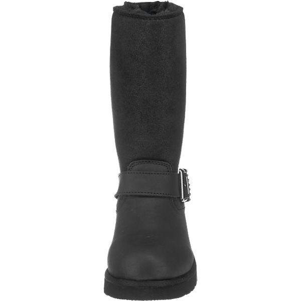 schwarz Stiefel 1 BUFFALO Modell BUFFALO wPqxRXR6