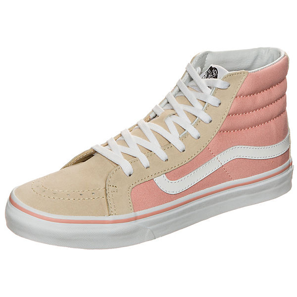 vans vans sk8 hi slim sneaker damen rosa mirapodo. Black Bedroom Furniture Sets. Home Design Ideas