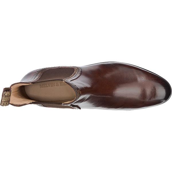 MELVIN & HAMILTON Stiefeletten MELVIN & HAMILTON Susan Stiefeletten HAMILTON braun  Gute Qualität beliebte Schuhe 2c54a2