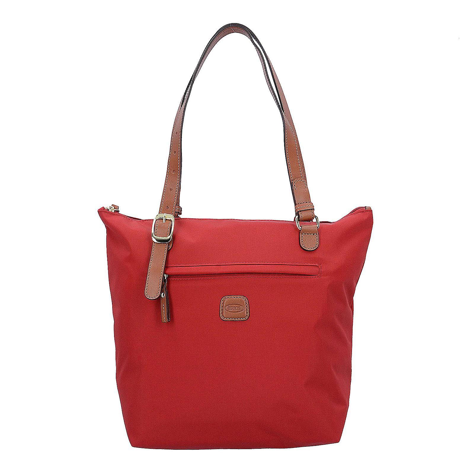 Bric´s X-Bag Shopping 26 cm rot Damen