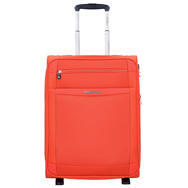 Samsonite Samsonite Dynamo Upright 2-Rollen Kabinen Trolley 55 cm hellrot