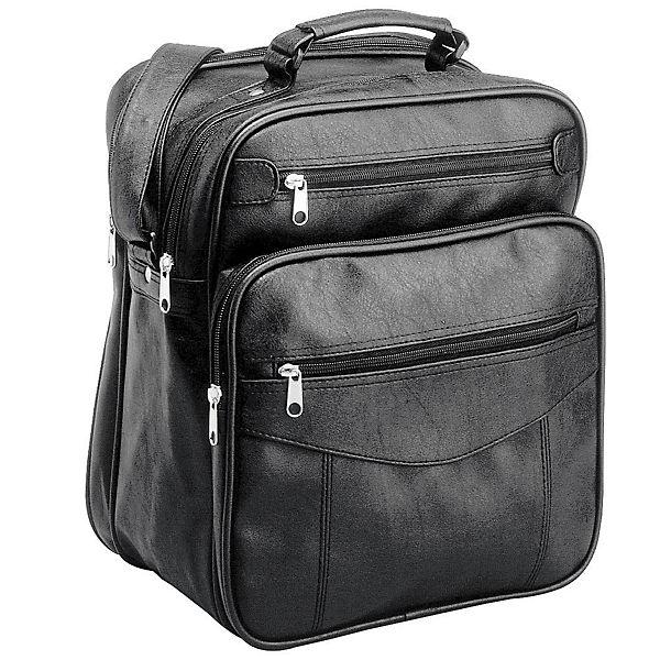 D&N D&N Travel Bags Flugumhänger I 34 cm schwarz