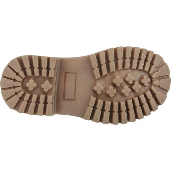 CANGURO Stiefel für Jungen hellbraun