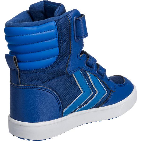 hummel Kinder Winterstiefel STADIL SUPER POLY blau