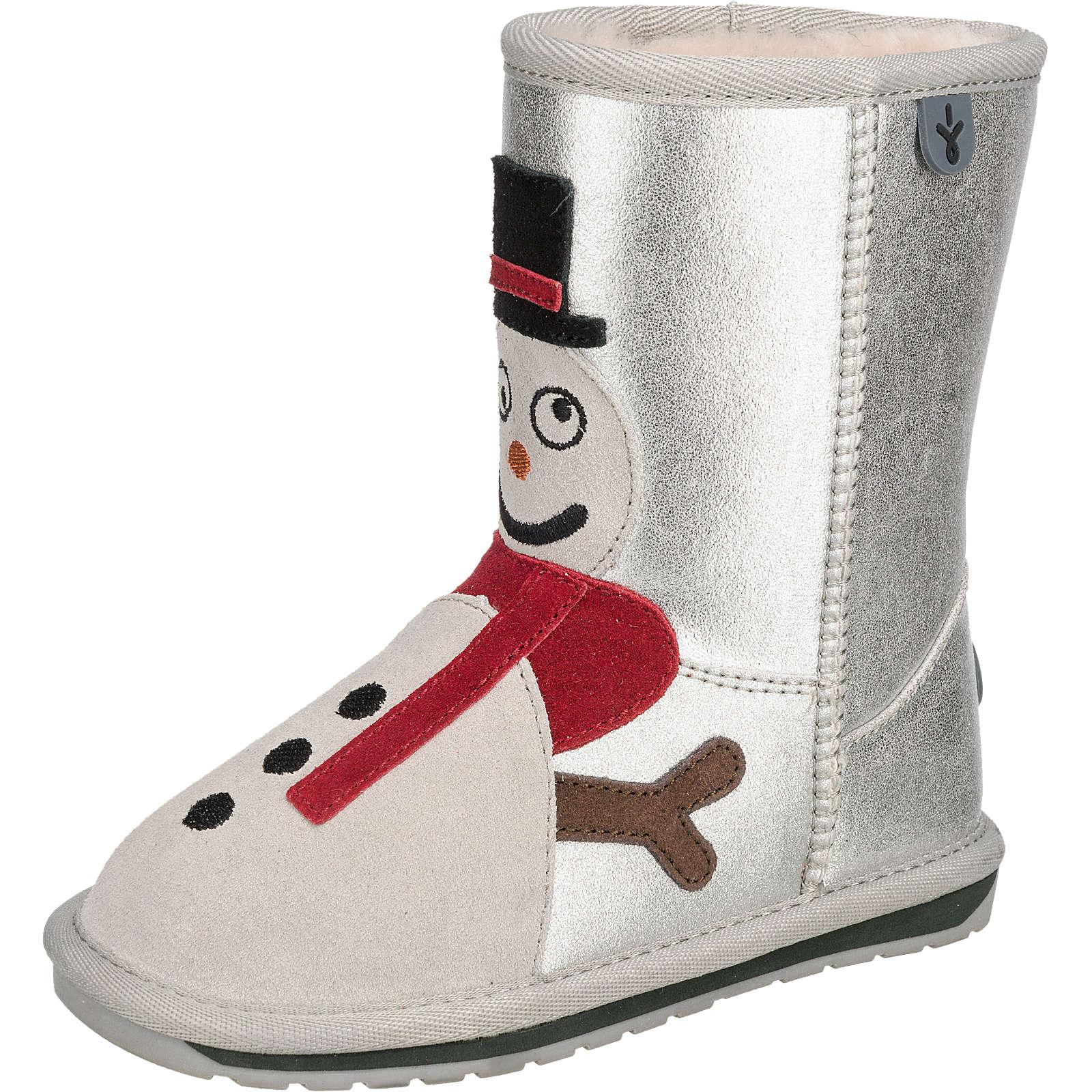 EMU Australia Winterstiefel Snowman Gr. 33/34 Mädchen Kinder jetztbilligerkaufen