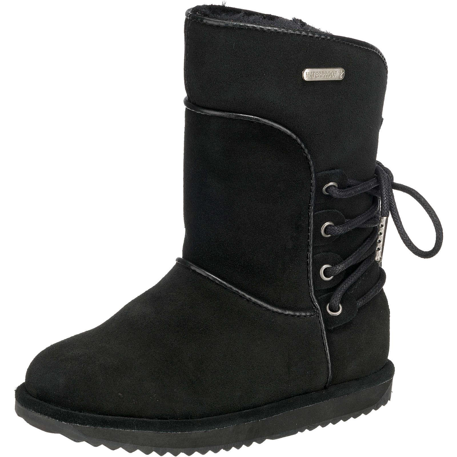 EMU Australia Winterstiefel Islay Kids, waterproof, für Mädchen schwarz Gr. 33/34 jetztbilligerkaufen