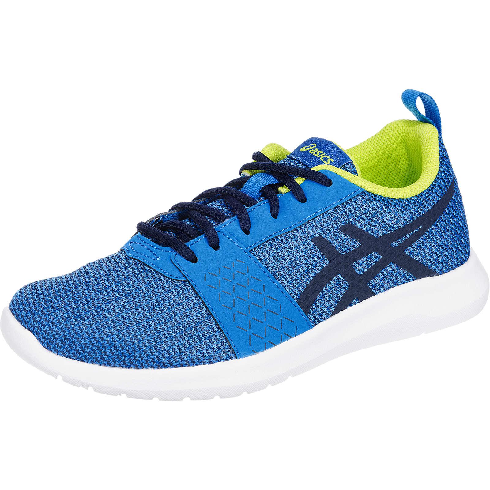 ASICS Sportschuhe KANMEI GS für Jungen blau Junge Gr. 37 bei Mirapodo - Neue Styles