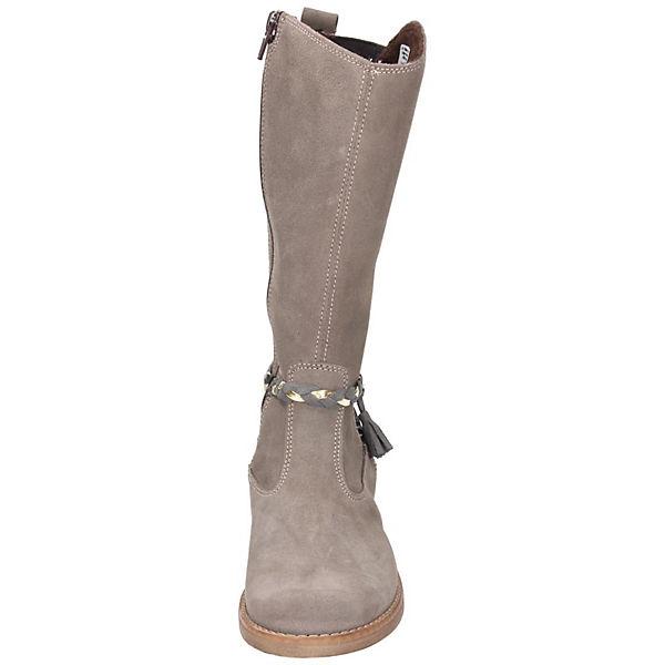 Die Spiegelburg Pferdefreunde Stiefel für Mädchen, gefüttert beige