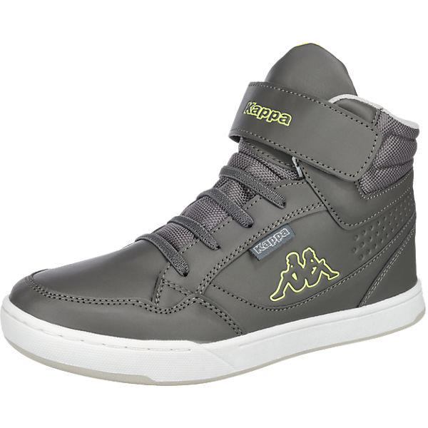 Kappa Kinder Sneakers FORWARD MID anthrazit