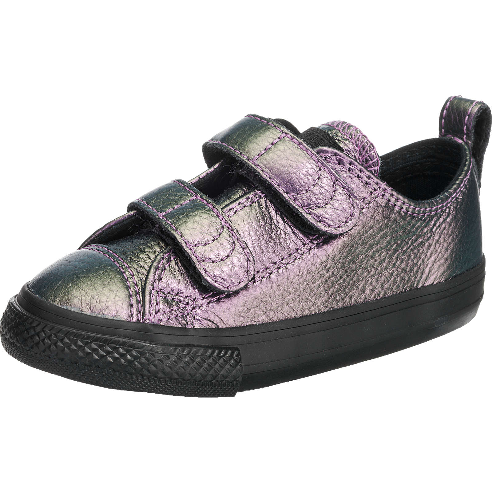 CONVERSE Baby Sneakers Chuck Taylor All Stars lila Mädchen Gr. 23