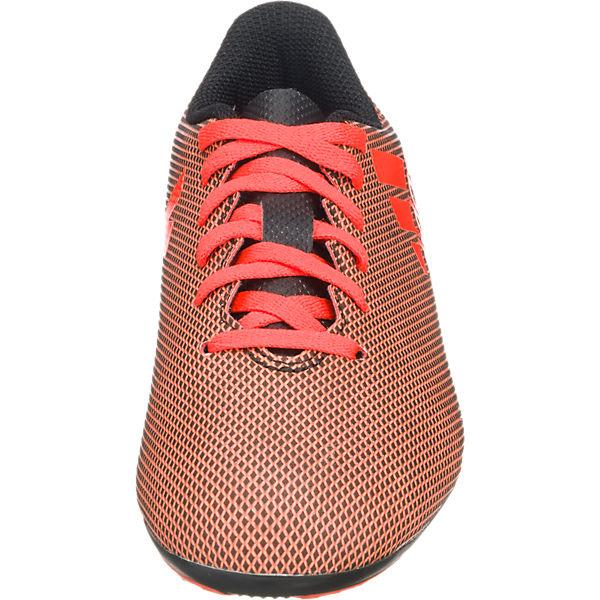 adidas Performance Fußballschuhe X 17.4 FxG J schwarz