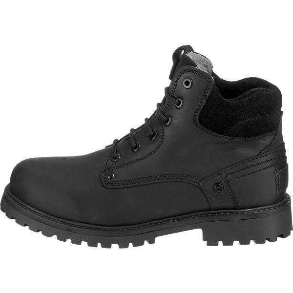 Wrangler, Yuma Fur Winterstiefeletten, schwarz  Gute Qualität beliebte Schuhe
