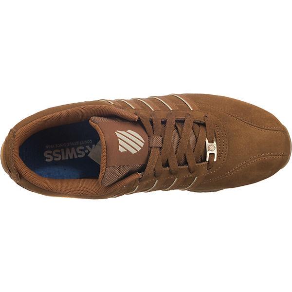 Sneakers 1 khaki SWISS 5 Arvee K Low YzEIwYq