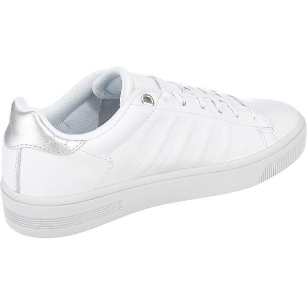 grau Court SWISS Frasco K weiß Low Sneakers RvY8qTw8g