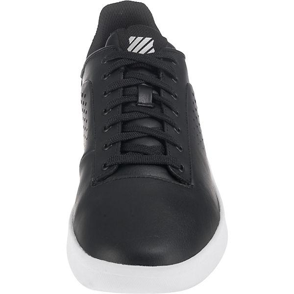 K-SWISS Nova Court Sneakers Low schwarz/weiß