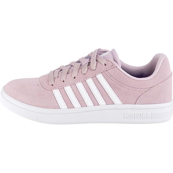 K-SWISS Court Cheswick SDE Sneakers Low grau