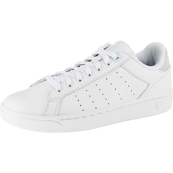 Low weiß kombi Clean SWISS Sneakers Court K q4Tw6T