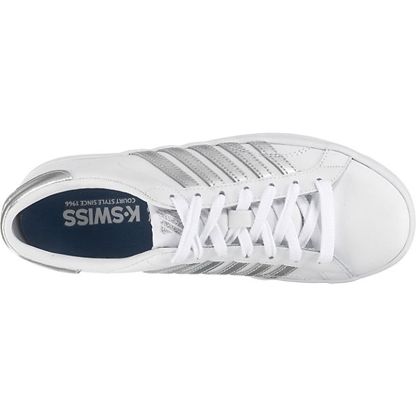 K-SWISS Belmont SO Sneakers Low weiß