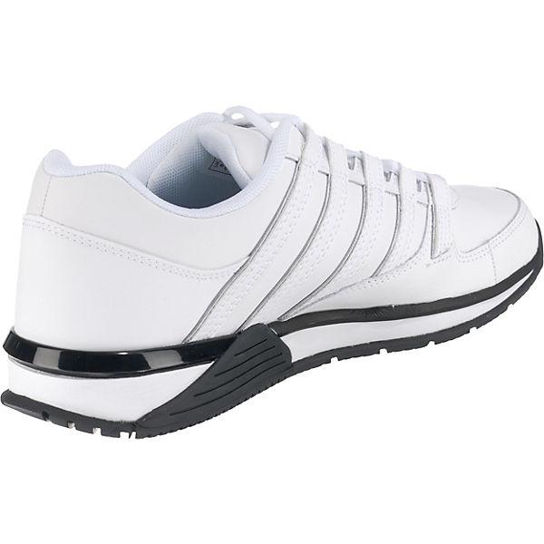 Sneakers K Baxter Low SWISS weiß kombi wwqOExSf