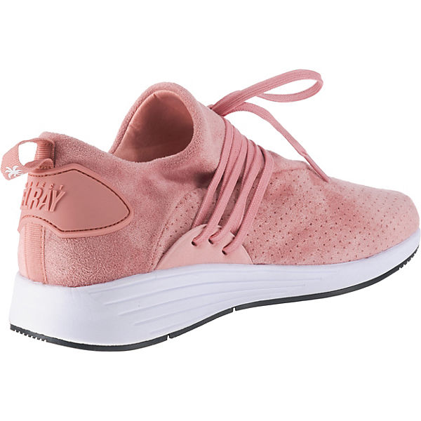 WAVEY rosa Low Sneakers Delray Project aOqPH5aSnx
