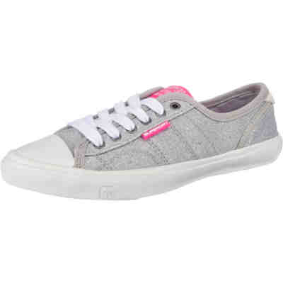Low Pro Glitter Sneaker Sneakers Low