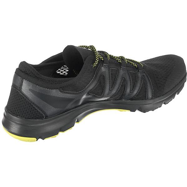 Salomon, Schuhe schwarz-kombi CROSSAMPHIBIAN SWIFT Cloisonné/Bl Wassersportschuhe, schwarz-kombi Schuhe   19a003