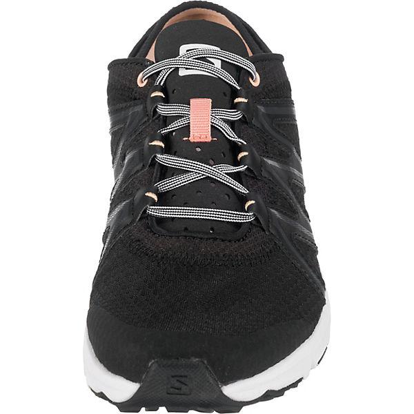 Salomon, Schuhe CROSSAMPHIBIAN SWIFT  W Deep Peaco Wassersportschuhe, schwarz  SWIFT  f1be31