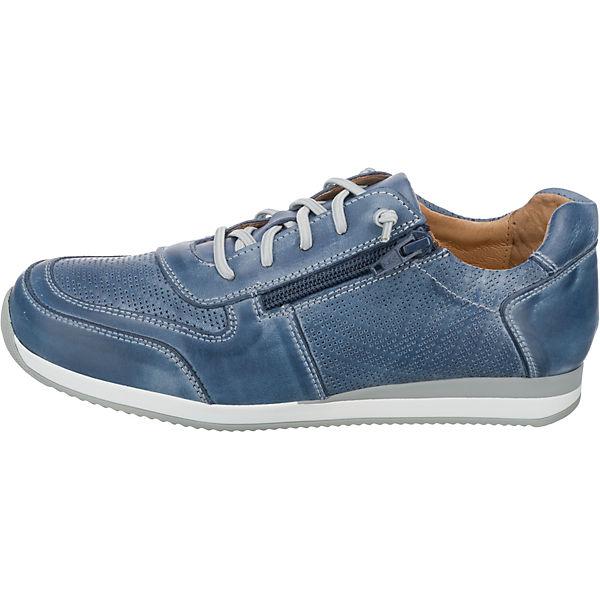 Double You, Schnürschuhe, blau  Schuhe Gute Qualität beliebte Schuhe  45bcba
