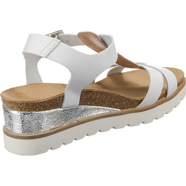 Double You, T-Steg-Sandalen, weiß   weiß Gute Qualität beliebte Schuhe 7c95fe